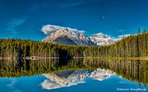 3230 Herbert Lake, Banff National Park, Alberta, Canada