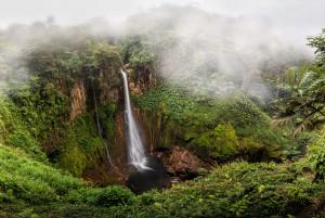 3287 Del Toro Waterfall, Costa Rica