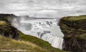 6139 Gulfoss Waterfall, Iceland