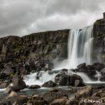 6140 Öxarárfoss Waterfall, Thingvellir National Park, Iceland