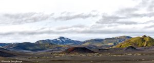 6263 Pano Southern Iceland Terrain