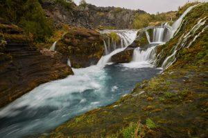 7122 Waterfalls, Thjorsardalur, Iceland