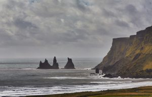 7126 Sea Stacks, Vik, Iceland