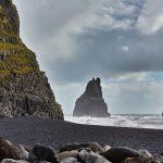 7128 Sea Stacks at Vik, Iceland