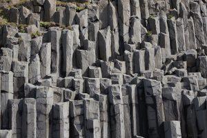 7129 Basalt Columns at Vik, Iceland