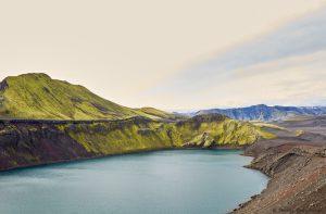 7138 Hnausapollur (Blahylur), Southern Iceland