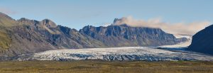 7139 Glacier, Vatnajokull National Park, Iceland