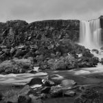 7145 Öxarárfoss Waterfall, Thingvellir National Park, Iceland