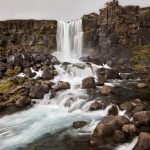 7146 Oxarafoss, Iceland