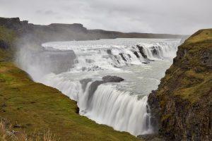 7147 Gulfoss Waterfall, Iceland