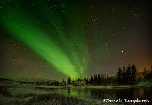 6895 Aurora Borealis (Northern Lights), Iceland