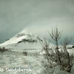 6897 Blizzard, Hellnar, Iceland