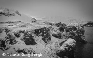 6898 Blizzard, Hellnar, Iceland