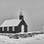 6899 Blizzard, Hellnar, Iceland