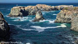 6084 Costal View, Mendocino Headlands State Park, California