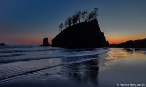 7554 Sunset, Second Beach, Olympic National Park, WA