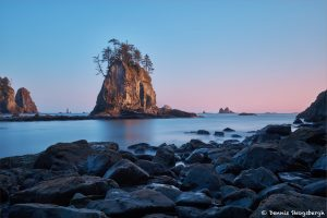 7555 Sunset, Second Beach, Olympic National Park, WA