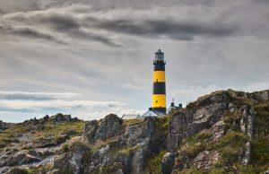 7150 St. Johns Point Lighthouse, Northern Ireland