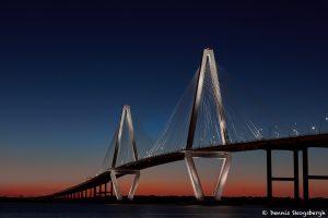 7549 Sunset, Arthur Ravenel Jr. Bridge, Charleston, SC