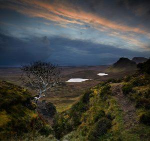 7160 Sunrise, Quiraing, Isle of Skye, Scotland
