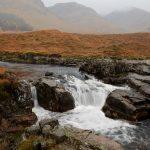 7167 Glencoe Waterfall, Scotland