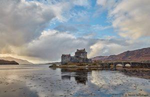 7173 Eilean Donan Castle, Scotland
