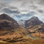 7176 Glencoe, Scotland