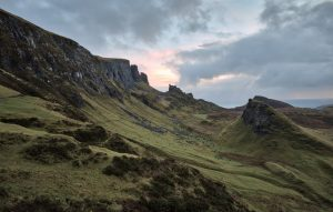 7177 Sunrise, Quiraing, Isle of Skye, Scotland