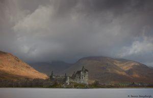 7186 Kilchurn Castle, Loch Awe, Scotland