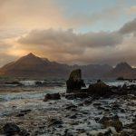 7198 Sunset, Elgol, Isle of Skye, Scotland