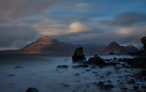 7199 Sunset, Elgol, Isle of Skye, Scotland