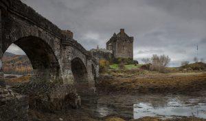7201 Eilean Donan Castle, Isle of Skye, Scotland