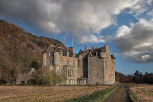7202 Menzie's Castle, Aberfeldy, Scotland