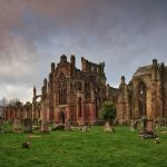 7206 Melrose Abbey, Scotland