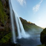 7542 Seljalandsfoss Waterfall, Iceland