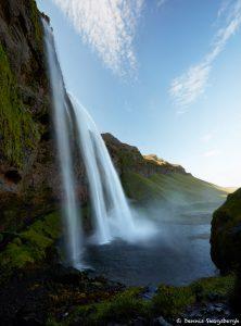 7542 Seljalandsfoss Waterfall, Iceland