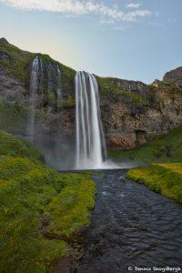 7543 Seljalandsfoss Waterfall, Iceland