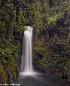 8014 La Paz Waterfall, Costa Rica